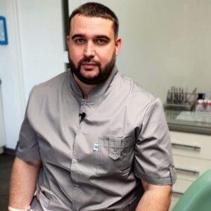 Жемера Андрей Викторович Врач стоматолог